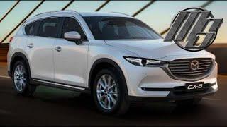 🔴 2018 Mazda CX 8 / 7 seater SUV - Interior  Exterior and Drive | Best Car - Motorshow