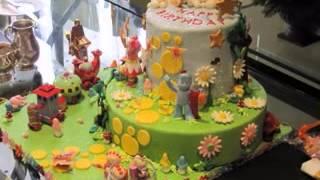 Garden Cake Ideas