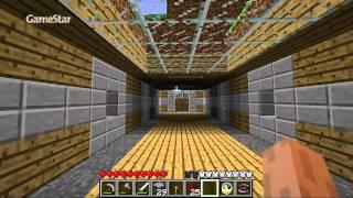 Repeat youtube video Minecraft - Test / Review von GameStar (Gameplay)