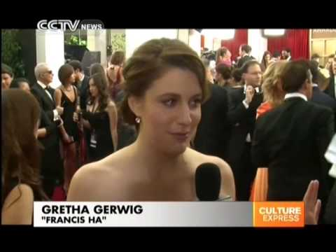 Celebrities blossom on the red carpet in 71st Golden Globes