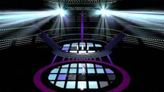 Eurovision 2012 Stage design