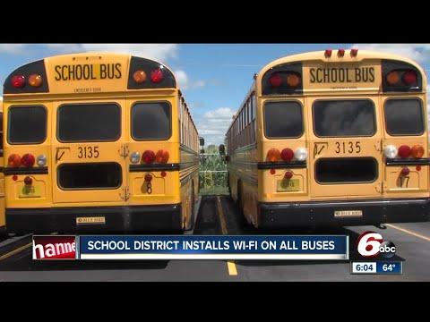 Mt. Vernon schools get WiFi on buses