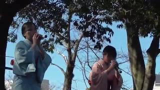 きみともキャンディが新春丸亀城フェスタでミニライブを披露ノーカット...