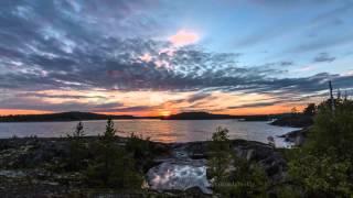 Природа Карелии  Потрясающий таймлапс карельских пейзажей(Природа Карелии очаровывает каждого, хотя бы раз увидевшего красоту севера. Посмотрите потрясающий таймла..., 2015-11-01T14:25:08.000Z)
