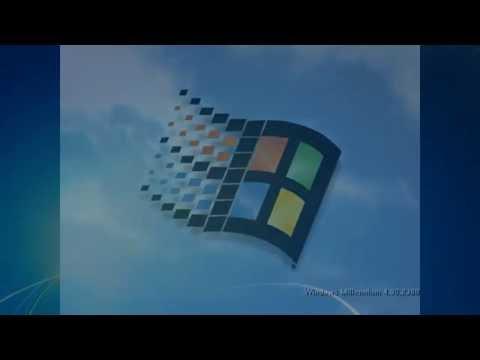 Microsoft Windows ME Beta 1 2380 ОБЗОР
