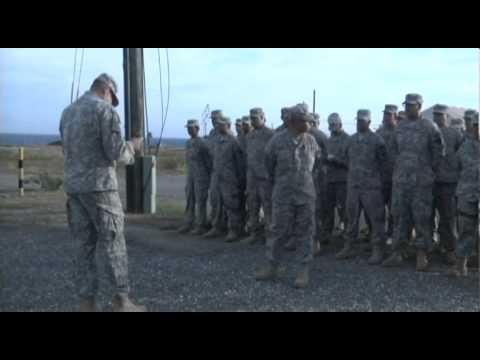Guantanamo Bay Prepares For Hurricane Isaac - GITMO, Cuba Hurricane Preparations