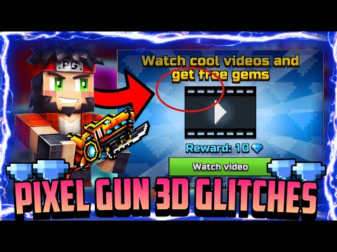 (Currency Glitch) How To Get Fast Coins, Gems, And Keys | Pixel Gun 3D