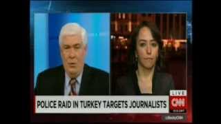 Crackdawn on Turkish media / Why editors in chief in Turkey are detained? Sevgi Akarçeşme