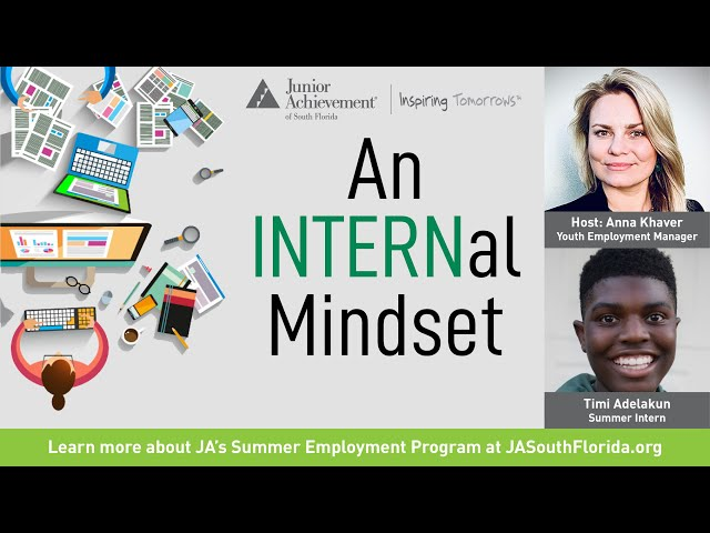 An INTERNal Mindset With Guest Timi Adelakun