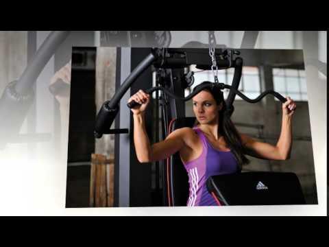 Adidas home gym youtube