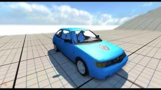 Beam NG DRIVE - Старые добрые времена