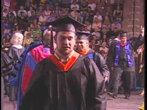 College of Engineering Degrees - 2010 UMass Lowell Commencement