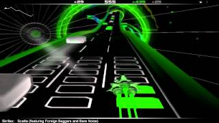 Scary Monsters And Nice Sprites Album- Skrillex- Audiosurf