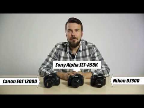 Технические характеристики Canon EOS 1200D
