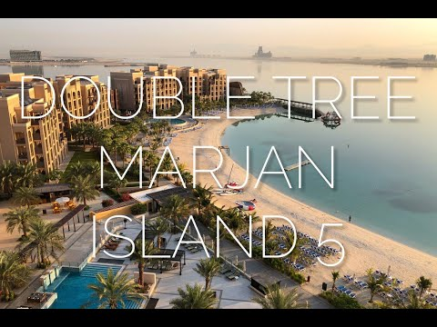 Детальный обзор отеля  DoubleTree By Hilton Resort & Spa Marjan Island 5 от Viko Travel