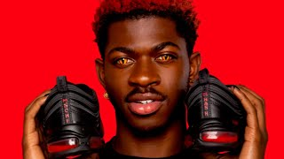 Nike Sues Over Lil Nas X's 'Satan Shoes'