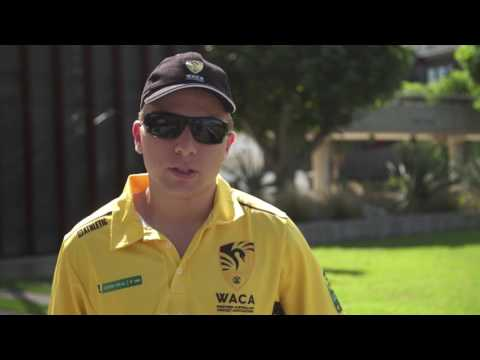 Australian cricket team departs for T20 Blind World Cup in India