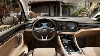 2019 Volkswagen Touareg   Excellent SUV