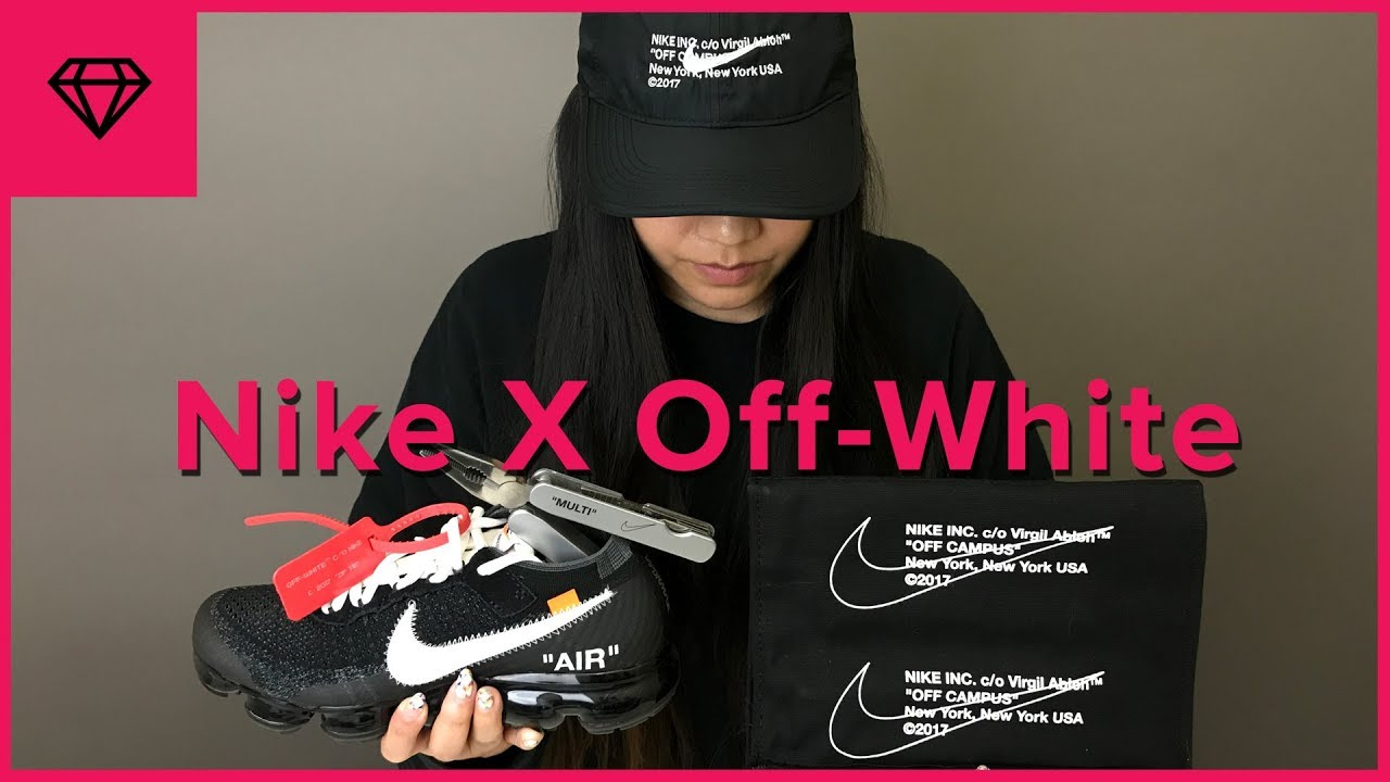 Copping the OFF-WHITE x NIKE Collection Early!!  8e82a66743b