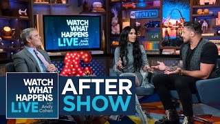 After Show: Brendan Schaub Dated Ronda Rousey? | RHOD | WWHL