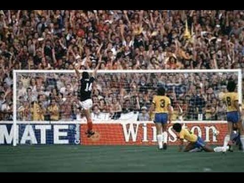 David Narey unbelievable goal vs Brazil Spain '82 - YouTube