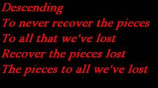Lamb Of God Descending with lyrics