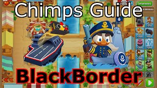 Bazaar - CHIMPS BlackBorder ( Admiral Brickell & Buffed Flagship )
