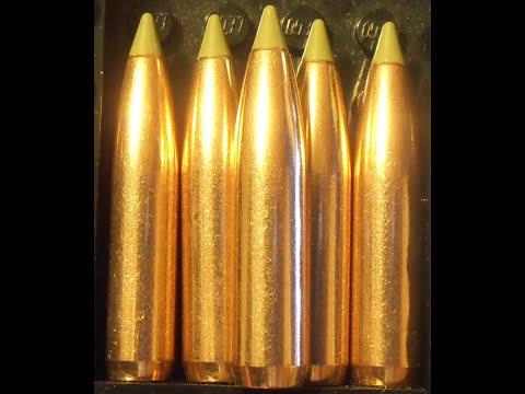 Винтовочная пуля Nosler E-Tip 30 180 gr/11,7 g, BC 0,523 - YouTube