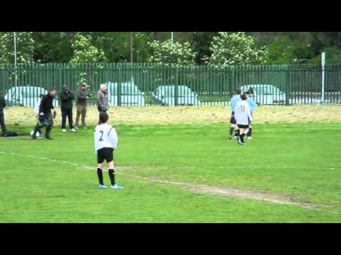 Leinster League 1st Year Soccer Final 2015