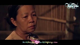 Con Nợ Mẹ_Trịnh Đình Quang  (Video Lyrics Karaoke)