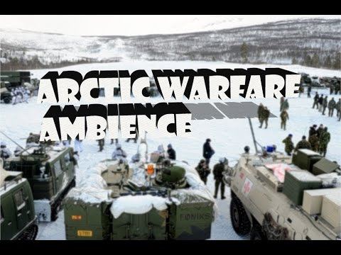 Arctic Warfare Ambience - 1hr
