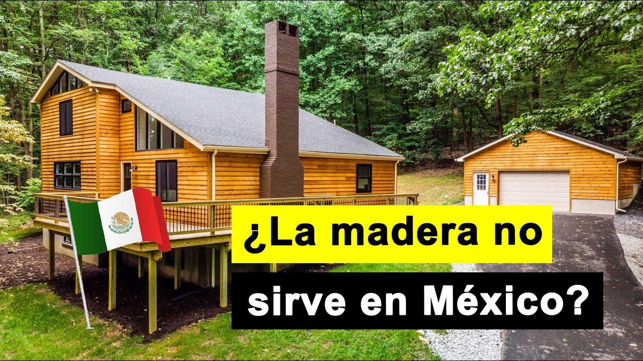Download ¿Por qué en México no construimos Casas con Madera?