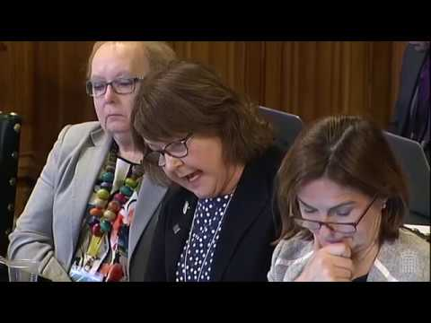 Education Committee - Oral evidence from the Secretary of State for Education