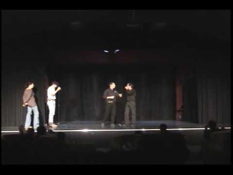 Third Coast Comedy: Sound Effects (Karaoke Bar Bouncers)