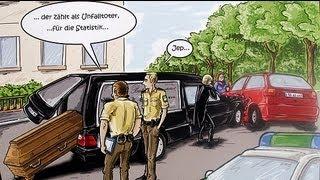 Geschmacklos - Bayerischer Polizeikalender macht Schlagzeilen | 01.03.12
