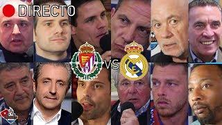 Valladolid 1-4 Real Madrid con EL CHIRINGUITO | LALIGA