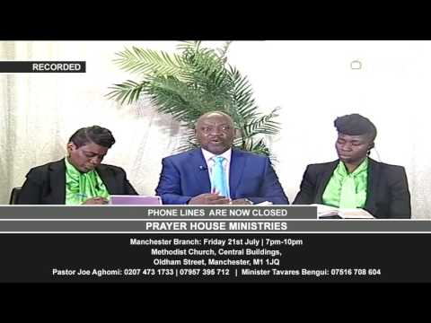 Live Topical Programme: How To Become An Oracle Of God