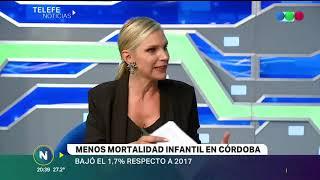 BAJÓ LA MORTALIDAD INFANTIL EN CÓRDOBA, ES LA MENOR DE LOS ÚLTIMOS CIEN AÑOS.