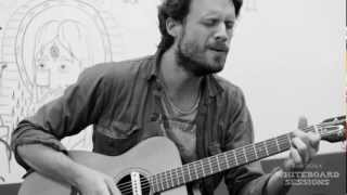 Father John Misty 'Nancy From Now On': Pandora Whiteboard Sessions