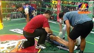 Lao Chetra vs namphon(laos), Khmer Boxing Bayon 01 April 2018, Kun Khmer vs Muay Thai