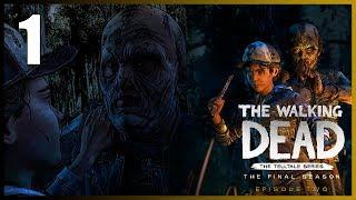 The Walking Dead - Temporada 4 - Episodio 2 Parte 1 Español - Walkthrough / Let's Play