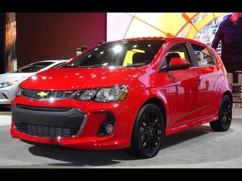 2017 Chevrolet Sonic Sonic Rs Aveo Youtube