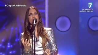 """India Martínez celebra el Día de Andalucía en """"Se llama copla"""""""