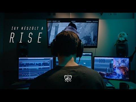Így készült a RISE | 2018 - as vb – League of Legends