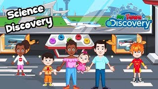 My Town : Discovery - Visit Science Discovery Building