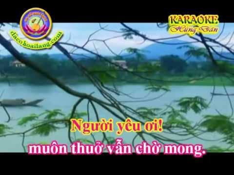 Karaoke Tan co - Thuong ve mien trung - HD.avi