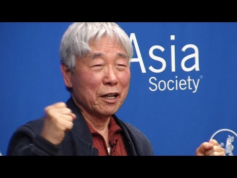 Touching Infinity: A Conversation with Lee Ufan