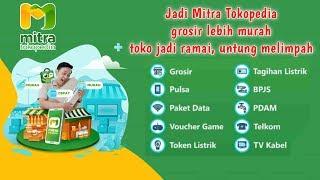 Download Cara Daftar Mitra Tokopedia   Menjadi Agen Tokopedia Mp3 and Videos