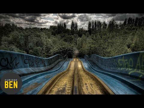 8 Espeluznantes Parques De Atracciones Abandonados (Disney World, Six Flags y Otros)