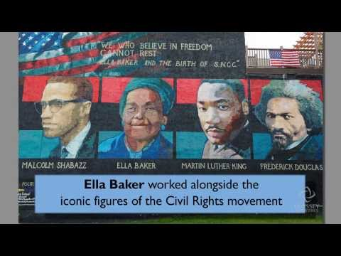 Ella Baker and Freedom of the Human Spirit